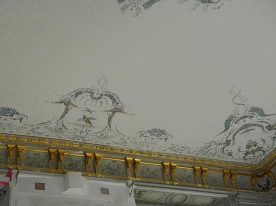 peintures murales restaurations