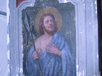 restauration de fresque
